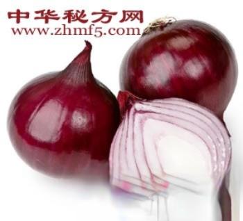 小偏方:吃洋葱头能降血脂