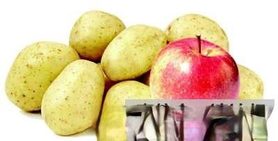 母亲吃苹果加土豆神奇般治愈了食道癌