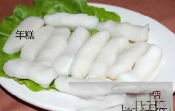 茶叶米可治黏性食物消化不良