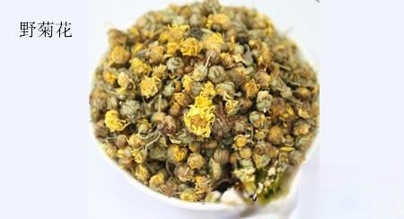 金银花野菊花,对付前列腺炎腰酸痛
