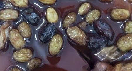 葡萄干用醋泡,治疗血小板减少!