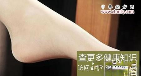 脚癣灵擦剂治脚癣1224例,有效率100%