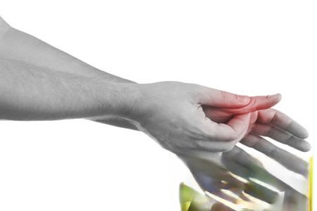 丝瓜竹叶粥治手指关节炎