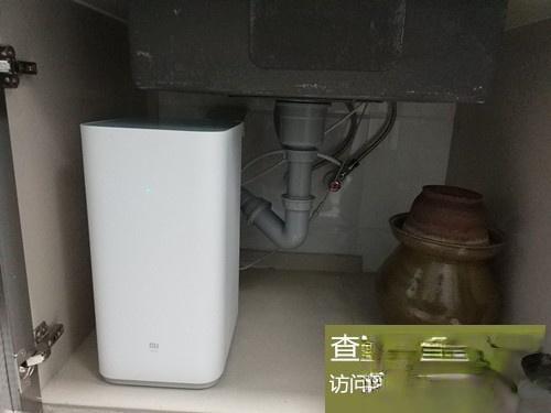 小米净水器使用体验