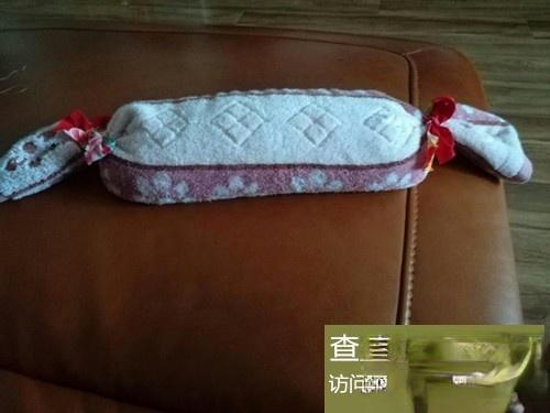 自制能治颈痛的黄豆枕头