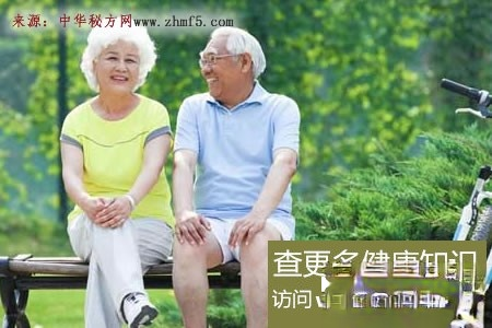 桑叶、黑芝麻:让老人从头到脚都通补