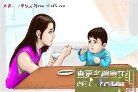 小儿厌食的中医疗法